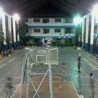 Photo taken at SMA Negeri 1 Manado by Julio D. on 5/19/2012