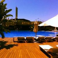 Photo taken at Ibiza Gran Hotel by Mark W. on 5/23/2012