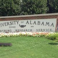 Foto diambil di The University of Alabama oleh Stephanie pada 7/24/2012