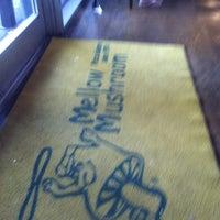 Photo taken at Mellow Mushroom by Derek M. on 7/2/2011