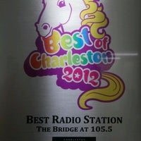 Photo taken at The Bridge at 105.5 by Paul S. on 5/1/2012