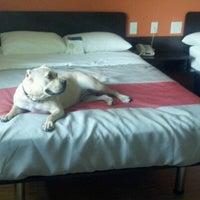 Photo taken at Motel 6 by Lauren W. on 8/11/2012