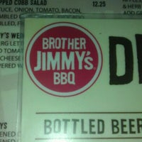 Photo taken at Brother Jimmy's BBQ by Mauro L. on 1/14/2012