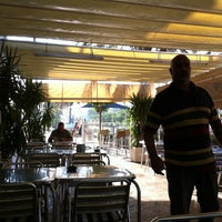 Photo taken at Hotel Mediterrani Blau by Gonzalo V. on 9/11/2011