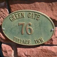 Photo taken at Green Gate Village Historic Inn by Melody M. on 9/6/2011