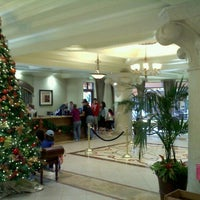 Photo taken at Wyndham Grand Orlando Resort-Bonnet Creek by Joe C. on 1/2/2012