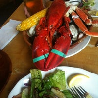 Photo taken at Popei's Clam Bar by Sandy Q. on 8/21/2011
