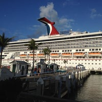 Photo taken at Carnival Cruise by Chase K. on 3/12/2012