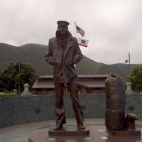 Photo taken at The Lone Sailor Memorial by Jacson B. on 10/20/2011