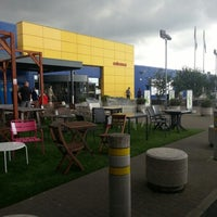 Photo taken at IKEA by Fernando D. on 7/21/2012