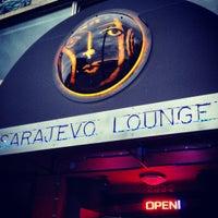 Photo taken at Sarajevo Lounge by Mat X. on 8/22/2012