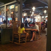 Photo taken at Cracker Barrel Old Country Store by Eddie R. on 8/6/2011