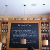 Das Foto wurde bei La Maison du Pain von Edgar M. am 3/13/2012 aufgenommen