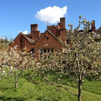 Photo taken at Warren House by petter w. on 5/1/2012