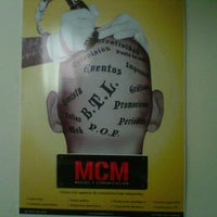Photo taken at MCM (Medios y Comunicacion) by Ariel C. on 2/24/2012