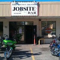 Photo taken at Jobsite Bar by Ryan B. on 3/25/2012