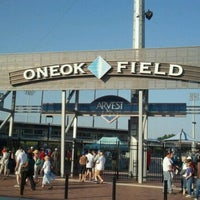 Photo taken at ONEOK Field by theChad on 6/3/2011