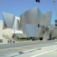 Foto tomada en Walt Disney Concert Hall por Vivian L. el 4/9/2012