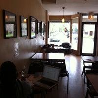 Photo taken at Bronzeville Coffee & Tea by Rey L. on 5/9/2011