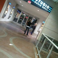 Photo taken at Studio Movie Grill CityCentre by Kaleb F. on 11/5/2011