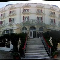 10/21/2011 tarihinde Sezer P.ziyaretçi tarafından Splendid Palas Hotel'de çekilen fotoğraf