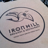 Photo taken at Iron Hill Brewery & Restaurant by Josue S. on 9/6/2012