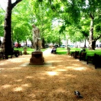 Photo taken at Berkeley Square by Гарри Р. on 7/28/2012