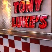 Photo taken at Tony Luke's by Michael E. on 9/4/2011