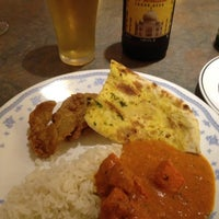 Photo taken at India Palace Restaurant by steve n. on 4/25/2012