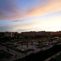 Photo taken at Parque de Ginebra by Manuel G. on 10/11/2011