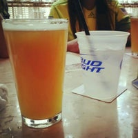 Photo taken at Sports Page Bar & Grill by Lisa V. on 8/9/2012