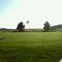 Photo taken at Airport Greens Golf Course by dustin on 8/13/2011