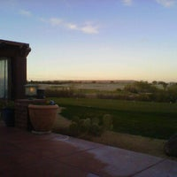 Photo taken at Canoa Ranch Golf Course by Rosemary R. on 1/21/2012