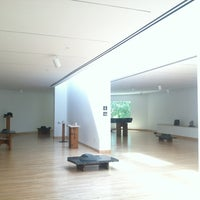 Photo taken at The Noguchi Museum by Holly C. on 8/18/2012
