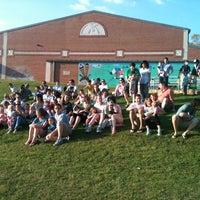 Photo taken at Bessie Branham Park by Tanya D. on 3/20/2012