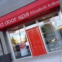 Photo Taken At The Red Door Salon U0026amp;amp; Spa By Paisley On 8 ...