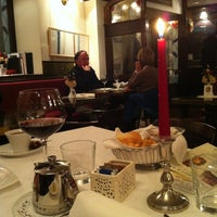 Photo taken at Bistrot de Venise by Irina 🍀 on 11/26/2011