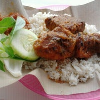 Photo taken at Nasi Uduk Cak Bejo by Eve N. on 3/11/2012