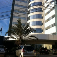 Photo taken at Hotel Golden Tulip Pantanal by Denise N. on 3/31/2012