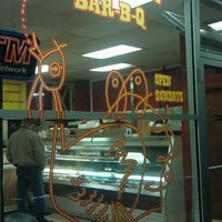 Photo taken at Drumstik Bar-B-Q by Peter P. on 11/30/2011