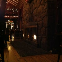 Photo taken at Twin Owls Steakhouse by Christopher P. on 12/20/2011