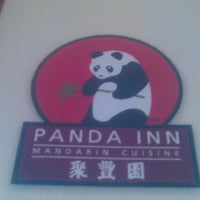 Photo taken at Andrew's Panda Inn by David M. on 8/22/2011