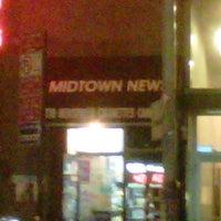 Photo taken at Midtown news by Robert D. on 12/5/2011