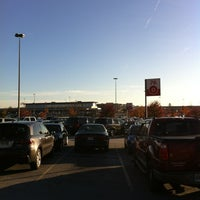 Photo taken at Economy Parking - ATL Airport by Matthew B. on 11/8/2011
