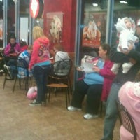 Photo taken at Cold Stone Creamery by Nathan on 11/10/2011