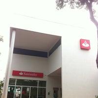 Photo taken at Santander Ufu by Rafael I. on 12/14/2011