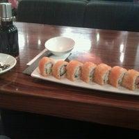 Photo taken at Silk Sushi Bar by Nastassy C. on 6/25/2012