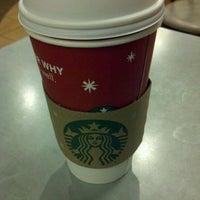 Photo taken at Starbucks by Eric R. on 12/30/2011