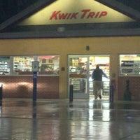Photo taken at Kwik Trip by Chris W. on 12/2/2011