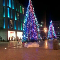 Снимок сделан в Европейская площадь пользователем Антон С. 11/25/2011